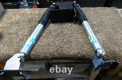05-19 Ford F250 F350 Super Duty 4WD Superlift Bilstein Dual Steering Stabilizer