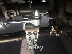 2007-2018 Jeep Wrangler JK Bilstein 5100 Dual Steering Stabilizer for Lift Kits