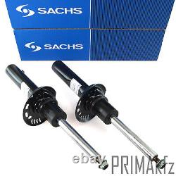2 SACHS Stoßdämpfer Vorderachse vorne für Superb VW Passat 362 3C2 357 3C5 ø55mm
