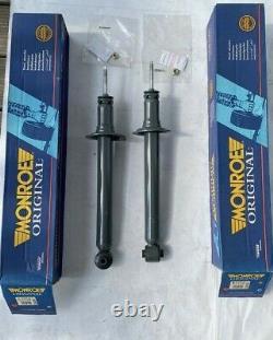 2 St. Monroe R3758 Stoßdämpfer HINTEN MONROE R3758 NEU MITSUBISHI Lancer Colt