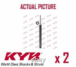 2 x NEW KYB FRONT AXLE SHOCK ABSORBERS PAIR STRUTS SHOCKERS OE QUALITY 665008