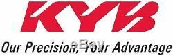 2 x REAR AXLE SHOCK ABSORBERS PAIR STRUTS SHOCKERS KYB OE QUALITY 344700
