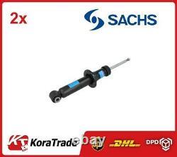 2 x SACHS REAR SHOCK ABSORBERS PAIR SHOCKER X2 PCS. 314880
