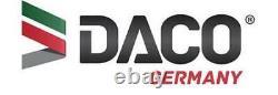 2x DACO REAR SHOCK ABSORBERS STRUTS SHOCKERS 561510 P NEW OE REPLACEMENT
