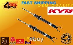 2x KAYABA FRONT Shock Absorbers DAMPERS MERCEDES E-CLASS W211 AVANGARDE/ELEGA