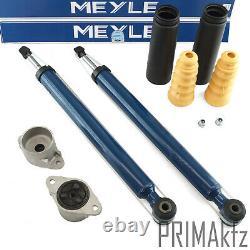 2x MEYLE Stoßdämpfer Domlager Staubmanschette hinten für Ford Fiesta VI Mazda 2