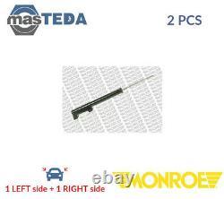 2x MONROE REAR SHOCK ABSORBERS STRUTS SHOCKERS 11506 P NEW OE REPLACEMENT