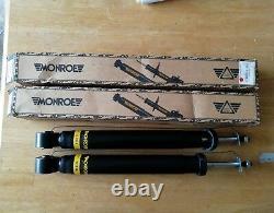 2x MONROE Stoßdämpfer G1218 für Seat Alhambra 710 VW Sharan 7N Hinterachse