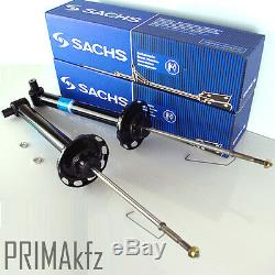 2x SACHS 170 814 Stoßdämpfer Hinten Audi A4 B5 Avant