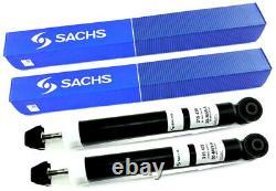 2x SACHS 315439 Stoßdämpfer Gasdruck Gas Hinterachse für OPEL INSIGNIA A (G09)
