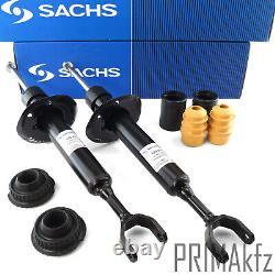 2x SACHS Stoßdämpfer +Staubmanschette Domlager vorne für Audi A6 C5 VW Passat 3B