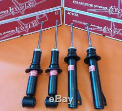 4x Kyb Shock Absorbers Set Dampers Alfa Romeo 159 Brera 939 Front Rear H. Quality