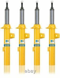 Bilstein 4x B8 Shortened Shock Absorbers 35-115069 35-115076 24-026987