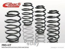 Eibach Pro-Kit Tieferlegungsfedern 25 mm / 20 mm für VW Passat CC 2.0 TDI
