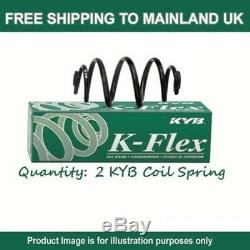 Fit with BMW X5 E53 Rear coil spring RH6754 4.4L (pair)