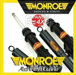Fits NISSAN TERRANO / FORD MAVERICK 2 x Monroe Front Shock Absorbers