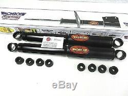 Fits SUZUKI SJ410 & SJ413 2 x Monroe Adventure Rear Shock Absorbers 1982 1995