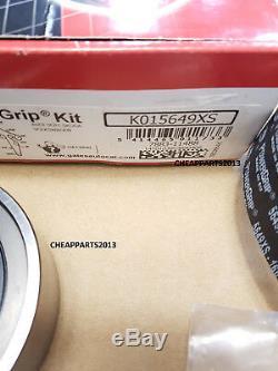 GATES Timing Belt Kit AUDI SEAT SKODA VW VOLKSWAGEN 1.6 2.0 TDI K015649XS 03L198