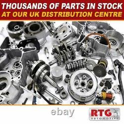 Gates Crankshaft Pulley TVD Fits Alfa Romeo 159 156 Brera TVD1042