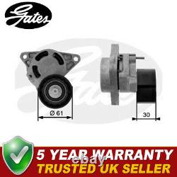 Gates Drive Belt Tensioner Pulley Fits Master Trafic Movano T39086