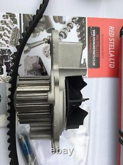Gates KP15606XS Water Pump Timing Belt Kit