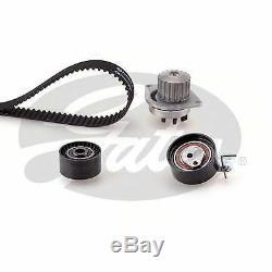 Gates Powergrip Timing Cam Belt Kit + Water Pump KP25581XS