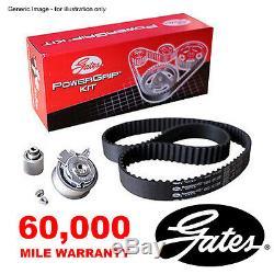 Gates Timing Belt K015580xs For Volvo C30 C70 S40 S60 V40 V50 V60 V70 Xc70 Xc90