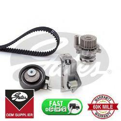 Gates Timing Cam Belt Water Pump Kitkp15491xs For Audi Seat Skoda Volkswagen