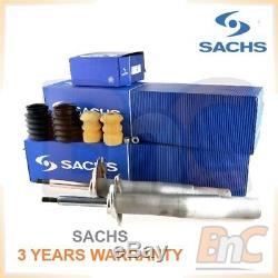 Genuine Sachs Heavy Duty Front Shock Absorbers + Dust Cover Kit Bmw Sedan E60