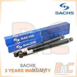 Genuine Sachs Heavy Duty Rear Shock Absorbers Set Vw Sharan Ford Galaxy Seat