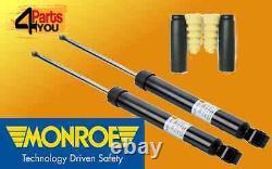 MONROE 2x REAR Shock Absorbers FORD FOCUS 1998-2004 MK1 MKI DAMPERS