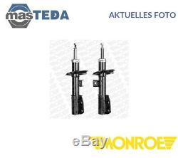 Monroe Vorne Stossdampfer Stoßdämpfer D0409 G Neu Oe Qualität