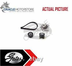 New Gates Timing Belt / Cam And Water Pump Kit Oe Quality Kp15606xs