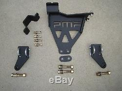 PMF 1992-1997 Ford F-250/350 Dual Steering Stabilizer Kit with Bilstein Dampeners