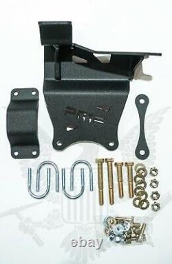 PMF 2005-21 Ford F-250/350 Dual Steering Stabilizer Kit Bilstein 5100 Dampeners