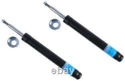 Sachs 2x Shock Absorbers Dampers Pair Front kit Oil Pressure 100 237