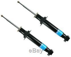 Sachs 2x Shock Absorbers Dampers Rear Pair Gas Pressure 170 822