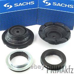 Sachs Set Shock Absorber Strut Mount Dust Sleeve Front Rear VW T5 T6 Multivan 5
