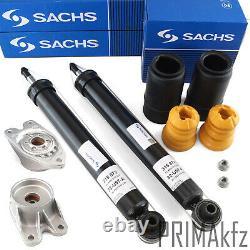 Sachs Shock Absorber Strut Fork Dust Bellows Set Rear BMW F20 F21 F80 F34 F82