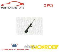 Stossdampfer Stoßdämpfer 2 Stück Paar Monroe 16475 2pcs P Für Fiat Croma