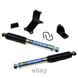 Superlift Bilstein Cylinder Dual Steering Stabilizer for 2014-18 Ram HD withSR SS