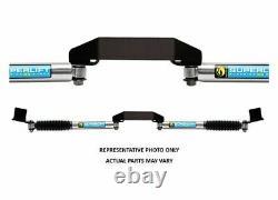 Superlift Bilstein Dual Steering Stabilizer, 05-21 Ford Super Duty 4WD 92730