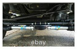 Superlift Bilstein Dual Steering Stabilizer, 99-04 Ford Super Duty 4WD 92710
