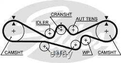 Timing Belt GATES 5537XS