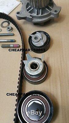 VW LT Mk II CARAVELLE, TRANSPORTER 2.5 TDI 530048330 Timing Belt Kit Water Pump