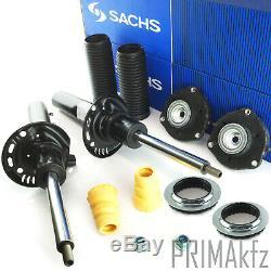2 Sachs 317572 Stoßdämpfer Anschlagpuffer Domlager Vorne Audi A3 8p Vw Touran 1t