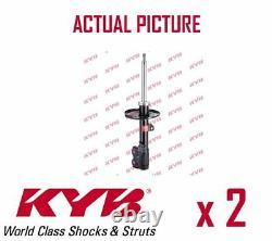 2 X Amortisseurs Avant Axle Paire Struts Shockers Kyb Oe Qualité 333388