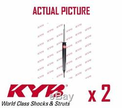 2 X Arriere Amortisseur Pair Struts Shockers Kyb Oe La Qualite 349041