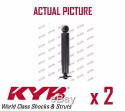 2 X Essieu Avant Paire Amortisseurs Struts Shockers Kyb Oe La Qualite 445035