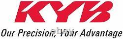 2 X Nouveau Kyb Rear Axle Shock Absorbers Paire Struts Shockers Oe Quality 343308